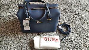 Handtasche GUESS Dunkelblau Original NEU