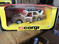Corgi 291 Mercedes 240 Euro Rally