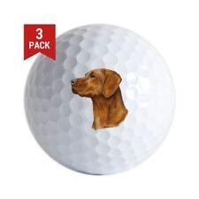 3-Ball Gift Pack (Hungarian Vizsla Golf Balls Logo)