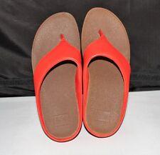 New Ringer Orange Fit Flop size 5 US