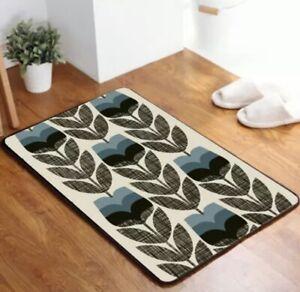 Orla Kiely Door Mat   Print   Designer   Bath Mat   Brand New For 2021  