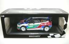 1 18 Minichamps Ford fiesta RS WRC Winner Rally Australia 2011