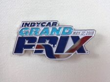 2018 IndyCar Grand Prix of Indianapolis Event Collector Lapel Pin Indy May 12