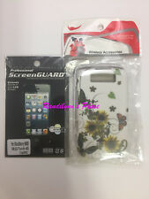 BlackBerry Torch 9800 & 9810 CASE - SCREEN PROTECTOR FOR 9800 & 9810 NEW SEALED