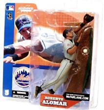 Roberto Alomar New York Mets 2002 McFarlane action figure NIB MLB Series 3