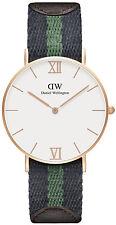 Daniel Wellington Grace Warwick Quartz Analog White Dial Men's Watch 0553DW