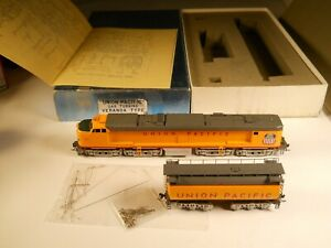 HO Scale Brass Union Pacific Gas Turbine Veranda Type Locomotive #61 Balboa