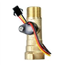 Water Heater Accessories Electronic Flow Sensor Electronic Flow Meter 1-30L/M