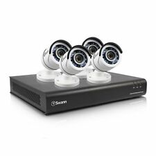 Swann SWDVK-845004 8 Channel HD 1080p 1TB Security System & 4x 1080p Cameras