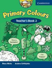 NEW - Primary Colours 2 Teacher's Book