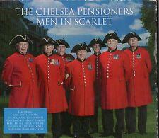 The Chelsea Pensioners: MEN IN SCARLET [CD Album] 2010 Rhino 52498188925