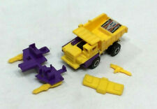 1992 G2 Transformers Constructicons Long Haul Figure Complete Devastator FREESHP
