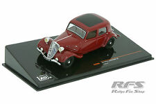 CITROEN traction 7a-rouge/red-année 1934 - 1:43 IXO CLC 265