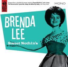 Brenda Lee - Sweet Nothin's (2010)  CD  NEW/SEALED  SPEEDYPOST