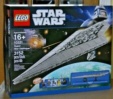 Lego 10221 Super Star Destroyer, Brand New Sealed Box, Discontinued Set