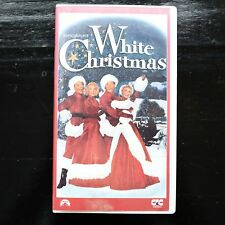 WHITE CHRISTMAS - WITH BING CROSBY AND DANNY KAYE  - VHS