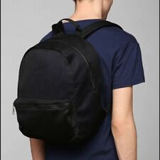 Urban Outfitters Feathers Fine Mesh Backpack Black Blue Adj Straps New tote 30