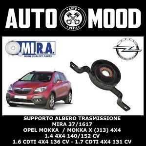 SUPPORTO ALBERO  TRASMISSIONE OPEL MOKKA MOKKA X 1.4 4x4 1.6 CDTI 1.7 CDTI 4X4