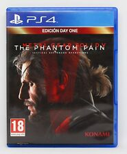 METAL GEAR SOLID V THE PHANTOM PAIN DAY ONE - PLAYSTATION 4 PS4 - PAL ESPAÑA - 5