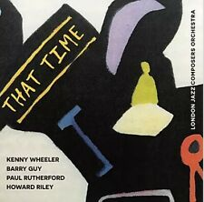 London Jazz Composers Orchestra - That Time CD