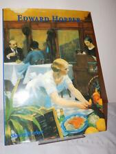 EDWARD HOPPER Sherry Marker HC/DJ 1990 1st/1st First Edition Hardcover Art