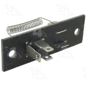 Blower Motor Resistor For 1992-1995 Jeep Wrangler 1993 1994 20442 Resistor Block