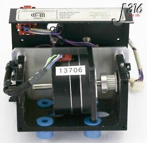 13706 APPLIED MATERIALS P5000 THROTTLE VALVE ASSY W/O VALVE & GEAR 0010-09301
