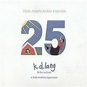 k.d. lang - A Truly Western Experience (2010)  25th Anniversary CD+DVD  NEW