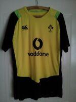 Ireland Rugby Union Shirt Jersey Top Canterbury  IRFU Mens Size L