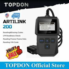 Automotive Code Reader EOBD Diagnostic Scan Tool OBDII OBD2 Scanner Tool Engine