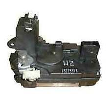 Vauxhall Astra H Zafira B N/S Left Rear Door Lock CENTRAL LOCKING MECH 13220373