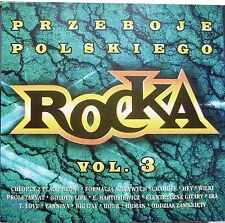 'PRZEBOJE POLSKIego Rocka vol.3 - (Chlopcy z Placu Broni,Formacja Niezywych Scha