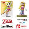 Toon Zelda Character Amiibo For The Legend Of Zelda Nintendo 3DS Wii U Switch