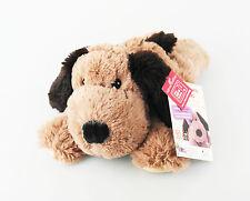 Wärme-Stofftier Wärmekissen Hund, Warmies, von Greenlife Value, Hirse-Lavendel