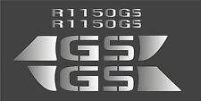 Pegatinas para bmw r1150gs Tank revestimiento R 1150 GS/plata 1100 1200