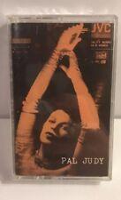 SEALED Judy Nylon and Crucial Pal Judy Cassette Tape 1990 UK Rock Reggae RARE