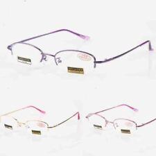 Fashion Women Metal Hinges Eyeglasses Reading Glasses Metal+0.75 1.25 to 4.00