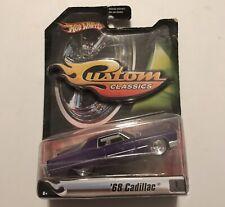 Hot Wheels '68 1968 Cadillac Coupe Deville Custom Classics Alley Rats 1:50 Car