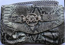 Personalizzati Crystal Design Star by Julien MacDonald Serpente & Sparkle POCHETTE