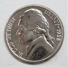 1938 BU Jefferson Nickel Pulled From OBWRoll