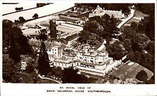 Southborough. Aerial View of David Salomon's House by Aero Pictorial.
