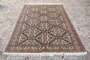 Turkish Rug 78''x117'' Bunyan Carpet Vintage 200x298cm Oriental Decor Rug 6x9