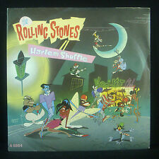 """7""""Unique ROLLING STONES - harlem shuffle / had it with you, nm"""