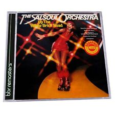 Salsoul Orchestra - Up The Yellow Brick Road BBR 267 New cd + bonustrack