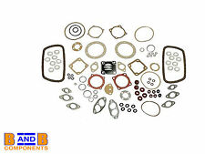 VW T1 BEETLE T2 TRANSPORTER CAMPER VAN ENGINE GASKET SET ELRING GERMANY A442