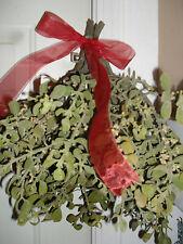 Huge Real fresh Mistletoe Bouquet! New Price!!