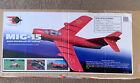 "Jets N-tech Mig-15 RC Electric Balsa Wood ARF Jet Kit. Big 72"" W/S W/retracts"