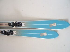 Ski Salomon mit Salomon Bindung, (Z-Wert 9,0) 150 cm (EE424)