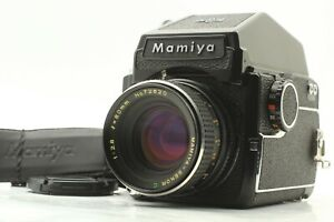 【Exc+5】 Mamiya M645 + PD Finder + Sekor C 80mm f/2.8 + Strap From Japan 1124