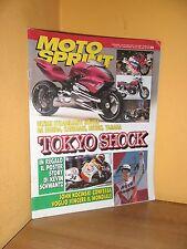 MotoSprint - n° 44 - 3/9 Novembre 1993 - Tokyo Shock / John Kocinski - Rivista